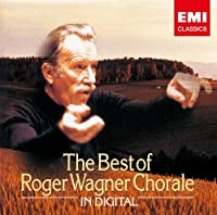 Roger Wagner Chorale - The Best Of Roger Wagner Chorale [Japan LTD HQCD] TOCE-91056 by Roger Wagner Chorale (2010-09-22)