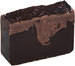 Coffee Scrub Soap Bar (4Oz) with Cocoa and Turkish Mocha fragrance, sensitive skin..