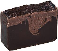 Coffee Scrub Soap Bar (4Oz) with Cocoa and Turkish Mocha fragrance, sensitive skin..