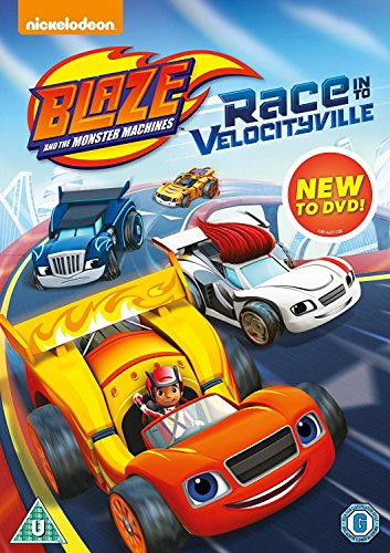 Race Into Velocityville