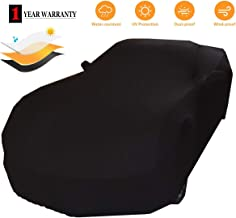 iiSPORT Dustproof Car Cover Custom Fit 2015-2018 Ford Mustang Convertible, Durable Vehicle Cover for Indoor Garage Storage, Windproof & Scratch Proof, 1-Year Warranty, Last The Life of Vehicle