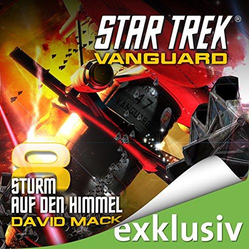 Star Trek: Sturm auf den Himmel (Vanguard 8) Titelbild