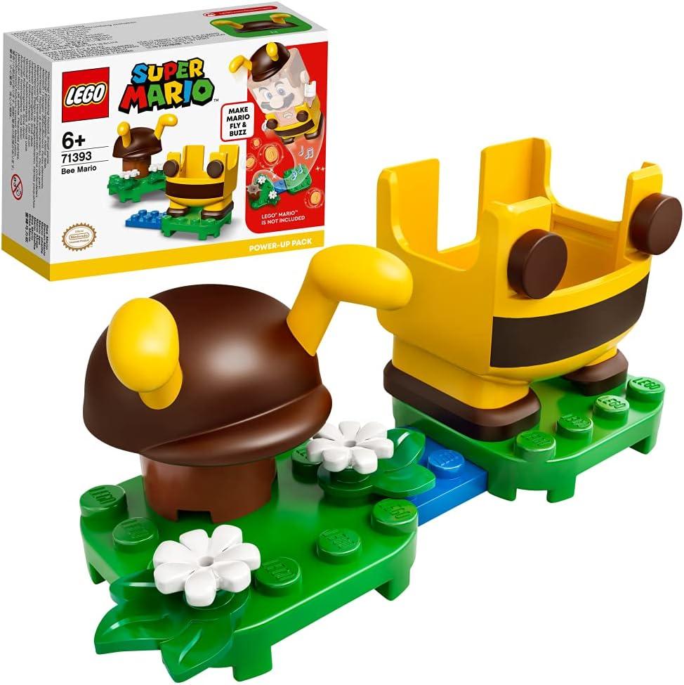 レゴ(LEGO) スーパーマリオ ハチマリオ パワーアップ パック 71393