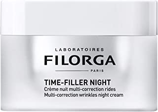 Filorga NCEF-Night Mask Supreme Multi-Correction Concentrated Night Cream for Wrinkles Firmness Radiance, All Skin Types, ...