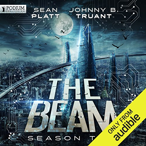 The Beam: Season 2 audiobook cover art