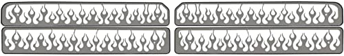 high quality Bully SG-341 new arrival Stainless Steel Flame sale Grille Insert outlet sale