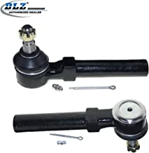 DLZ 2 Pcs Front Suspension Kit-2 Outer Tie Rod Ends Compatible with 1994 1995 1996 1997 1998 1999 2000 2001 2002 2003 2004 Ford Mustang ES3184RL