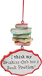 Best book club christmas ornaments Reviews