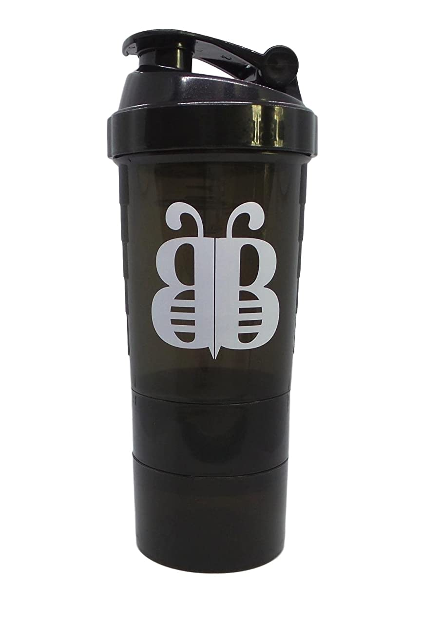 BB Protein/Sports Multi-Function Shaker Bottle guptmrpgrgscn554