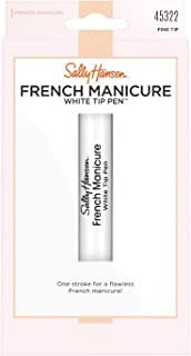 Sally Hansen French Manicure Pen - Fine Tip 0.16 Ounce (4.7ml) (2 Pack)