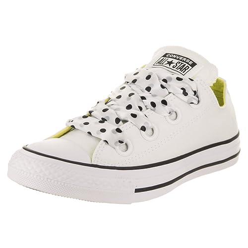 fa8305ee07bd Converse Women s Chuck Taylor All Star Big Eyelets Ox Casual Shoe