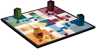 Family Games Parchis (Spanish Ludo - Contemporary Style)
