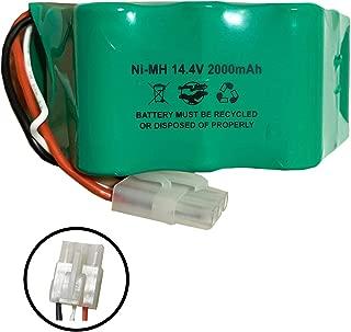 XBT1106 Shark Vacuum Battery SV1106 SV1112 14.4V 2000MaH Ni-MH Pack SV1107 SV1100 XB1100