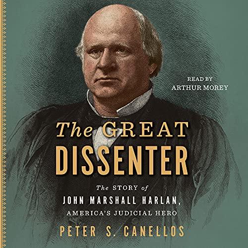 『The Great Dissenter』のカバーアート