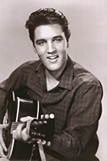 Elvis Presley (Love Me Tender) Music Poster Print Poster Poster Print, 24x36