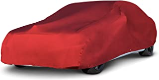 Budge RSC-3 Indoor Stretch Car Cover, Luxury Indoor Protection, Soft Inner Lining, Breathable, Dustproof, Car Cover fits C...