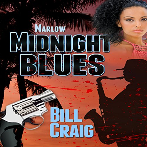 Marlow: Midnight Blues audiobook cover art