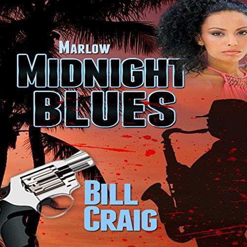 Couverture de Marlow: Midnight Blues