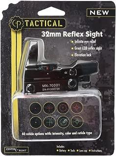 center point reflex sight