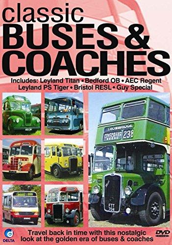 Classic Buses  Coaches [Edizione: Regno Unito] [Edizione: Regno Unito]
