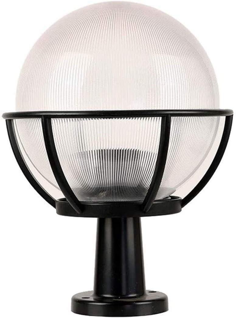 Outdoor Post Max 78% OFF Light Waterproof Column Retro Vintage Year-end gift Resident Lamp