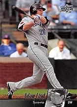 2010 Upper Deck Baseball #511 Adam Lind Toronto Blue Jays MLB Trading Card