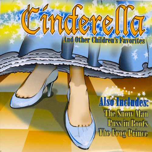 Cinderella and Other Children's Favorites audiobook cover art