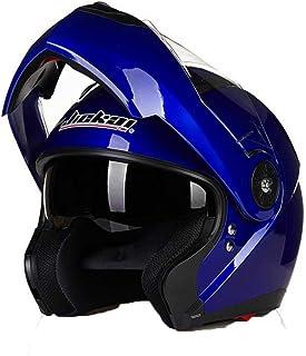 Männer Frauen Flip Up Motocross Racing Sicherheit Schutzkappen Doppel Objektiv Suanproof Mountain Road Motorradhelm Anti Crash Downhill Modular Off Road Helm