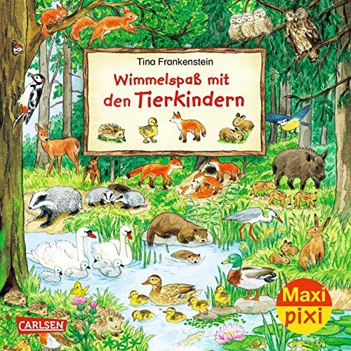 Maxi Pixi 281: Wimmelspaß mit den Tierkindern