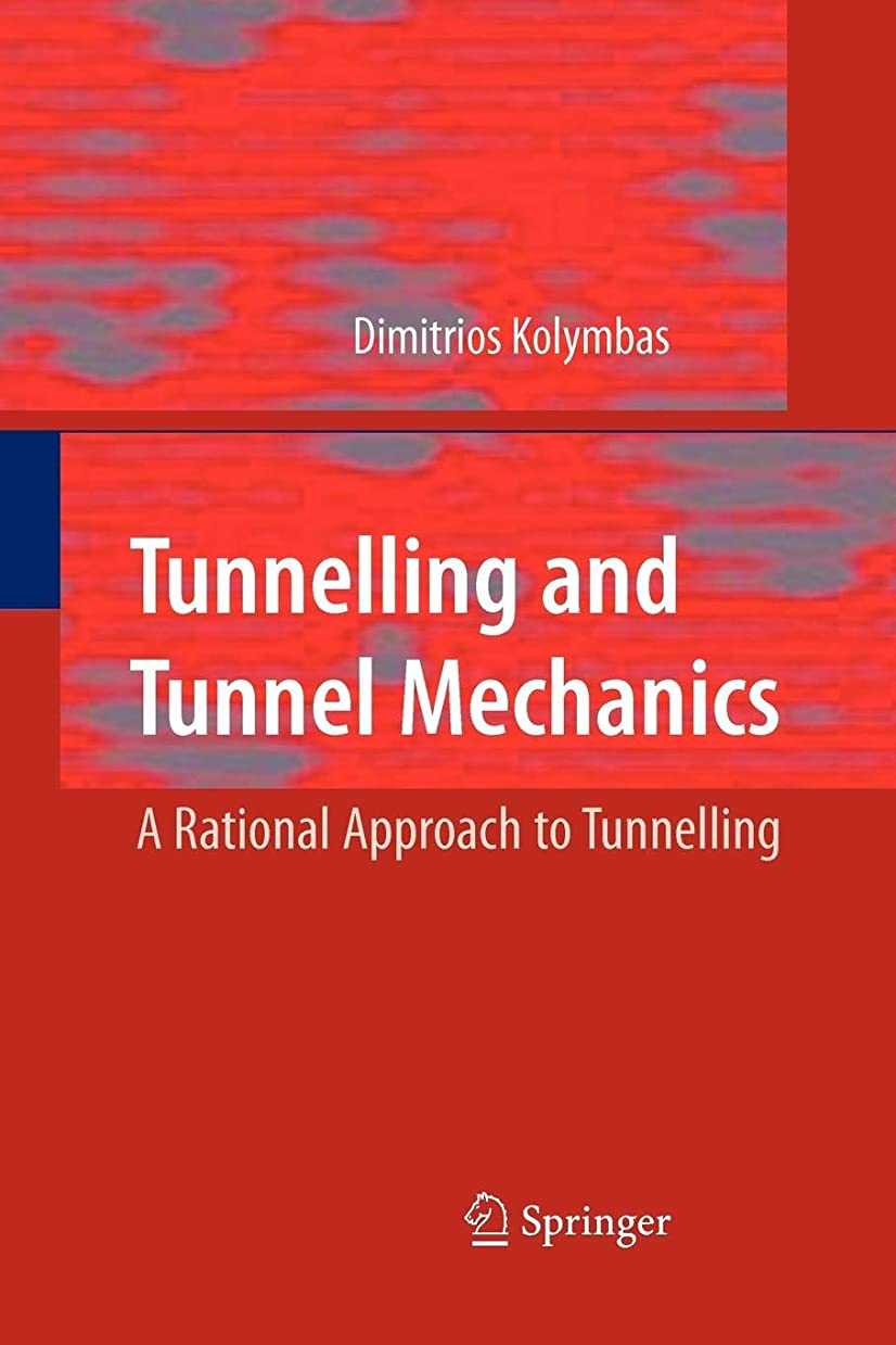 放牧する軍団空港Tunnelling and Tunnel Mechanics: A Rational Approach to Tunnelling