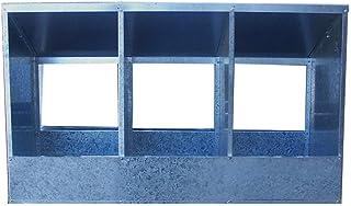 iPetz Triple Chook Laying Box