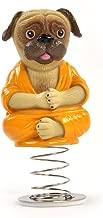 Accoutrements Dashboard Pug Buddha