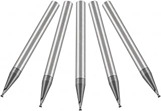 2 Flute TiCN Coated 15//64 Cutting Diameter 0.75 Cutting Length Bassett MSE-2 Series Solid Carbide General Purpose End Mill Radius Corner End Pack of 1 30 Degrees Helix 2-1//2 Length