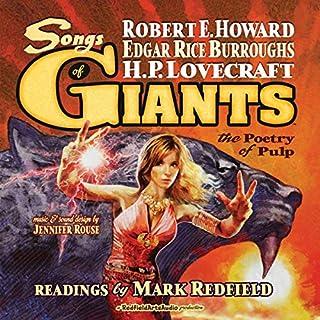 Songs of Giants cover art