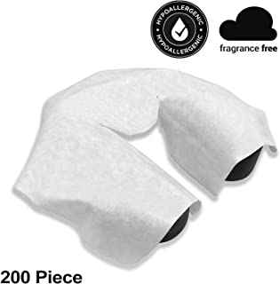 Best disposable massage table headrest covers Reviews