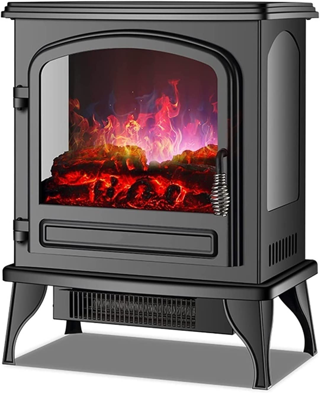 Fireplaces RENJUN- Vertical Electric Kit Special Campaign Realistic 3D Flame Effe Cheap mail order specialty store
