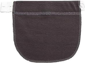 HMYDZ 1 stuk van Broeken broekband met elastische rek Buckle (Color : Gun Metal, Length : Other)