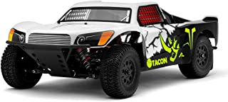 Exceed-RC 1/14 Tacon Thriller Short Course Truck Brushed Ready to Run 2.4ghz (White)