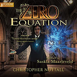 Page de couverture de The Zero Equation