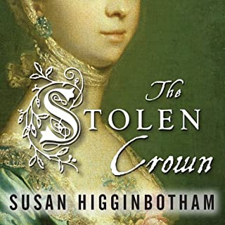 The Stolen Crown audiobook cover art