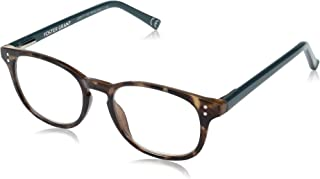 Foster Grant Women's Elodie 1017869-150.COM Round Reading Glasses