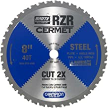 Champion Cutting Tool Corp Circular Saw Blade 8