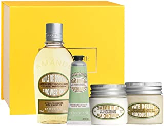 L'Occitane Nourishing Silky Almond Care Bundle