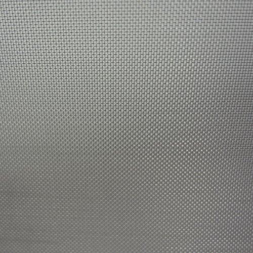 ステンレスメッシュ 金網メッシュ SUS316 メッシュ:100|線径 (μ):50|目開き(μ):204|大きさ:1000mm×1m