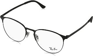 Óculos de Grau Ray Ban Rx6375 2944/53 Preto