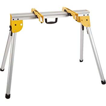 DEWALT Miter Saw Stand, Heavy Duty with Miter Saw Mounting Brackets (DWX725B)