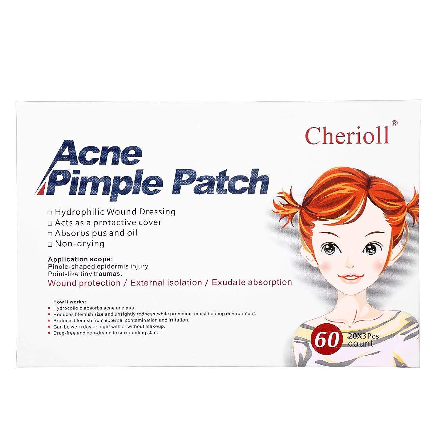 に慣れ法律により熱心ソルーション クリア スポット パッチ Acne Pimple Patch 集中ケアシート