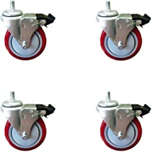 5 16 threaded casters