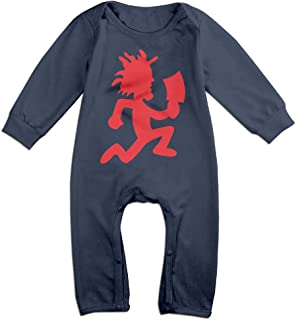Red Hatchetman Logo Baby's Clothes