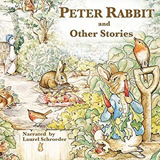 Peter Rabbit and Other Stories                   By:                                                                                                                                 Beatrix Potter                               Narrated by:                                                                                                                                 Laurel Schroeder                      Length: 2 hrs and 2 mins     Not rated yet     Overall 0.0
